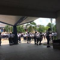 Photo taken at Pusat Latihan Polis Segamat(PULAPOL) by Afini . on 5/29/2016
