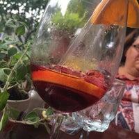 Photo taken at Village Tavern Restaurant & Inn by Skeeter H. on 7/18/2014