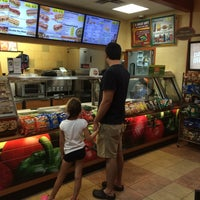 Photo taken at Subway by Andrea K. on 1/3/2015