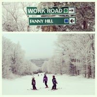 Photo taken at Bolton Valley Resort by Fanny L. on 12/28/2012