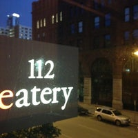 Photo taken at 112 Eatery by Mark S. on 6/24/2013