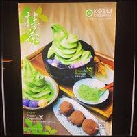 Photo taken at Kozui Green Tea by Richard L. on 3/30/2013