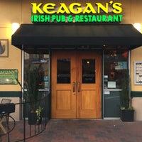 Photo taken at Keagan's Irish Pub and Restaurant by Kelmin J. on 4/2/2016