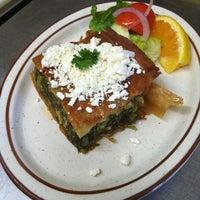 Photo taken at Georgia's Greek Restaurant & Deli by ⚡️Stephano T. on 10/27/2012