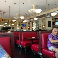 Photo taken at Jerry's Famous Deli by MiamiCulinaryTours.com on 3/23/2013