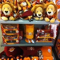 Photo taken at Galatasaray Store by İnci K. on 9/24/2012