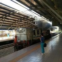 Photo taken at KTM Line - Kepong Sentral Station (KA07) by Asyraf S. on 6/4/2013