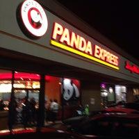 Photo taken at Panda Express by Robert J. on 11/9/2013
