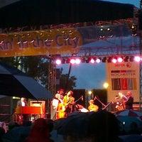 Photo taken at Rochester International Jazz Festival by Nelson L. on 6/29/2013