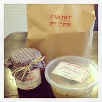 Photo taken at Pantry by the Co-op by Lauren H. on 3/20/2013