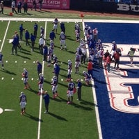 Photo taken at Ralph Wilson Stadium by MSZWNY M. on 10/21/2012