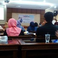 Photo taken at Fakultas Pertanian by Akbar A. on 10/26/2013