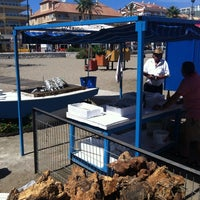 Photo taken at La Cepa Playa by Augusto J. F. on 9/8/2014