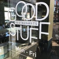 Photo taken at Good Stuff Restaurant by Carte Blanche C. on 11/29/2016