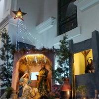 Photo taken at Santuario de San Pedro Bautista Parish by Trisha C. on 12/25/2015