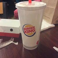 Photo taken at Burger King by J V. on 11/29/2014