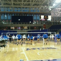 Photo taken at McLeod Center by Josh B. on 10/19/2012