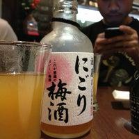 Photo taken at Aki Japanese Restaurant by Niña on 1/5/2013