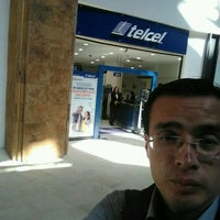 Photo taken at CAC Telcel by Rodolfo V. on 11/7/2016