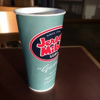 Photo taken at Jersey Mike's Subs by Rod R. on 1/13/2015