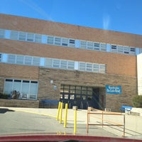 Photo taken at Abraham Lincoln High School by Gabriela P. on 2/2/2013