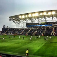 Photo taken at Talen Energy Stadium by Chris S. on 3/16/2013