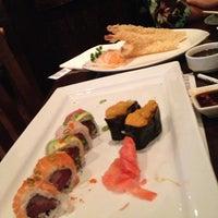 Photo taken at Fuji Sushi by Julie C. on 2/17/2013