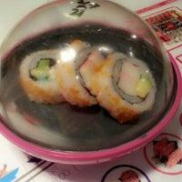 Photo taken at Yo! Sushi by 💋 on 2/5/2013