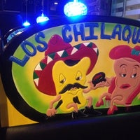 Photo taken at Los Chilaquiles - Bar & Mexican Grill by Pj A. on 12/7/2013