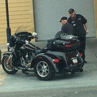 Photo taken at Arrowhead Harley-Davidson by Michael S. on 8/26/2016