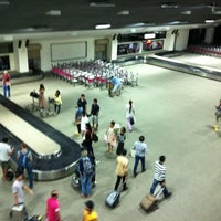 Photo taken at Udon Thani International Airport (UTH) by Ng L. on 11/10/2012