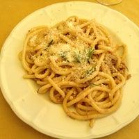 Photo taken at Quei 2 - Bar Ristorante Gastronomia by Viktor S. on 7/9/2013