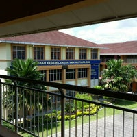 Photo taken at SMK Tmn Mutiara Rini by Hamidah M. on 11/3/2015