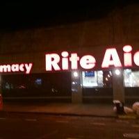 Photo taken at Rite Aid by Ilyos E. on 10/23/2015