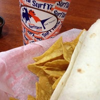 Photo taken at Surf Taco by Carlos P. on 12/2/2012