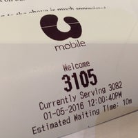 Photo taken at U Mobile Service Centre by imran h. on 5/1/2016
