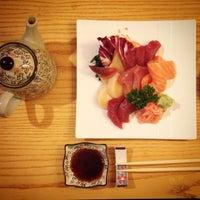 Photo taken at Suzuki Sushi by Danielle L. on 9/7/2014