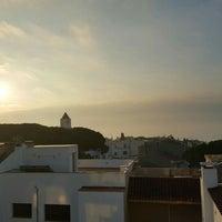 Photo taken at Hotel Port Bo Calella De Palafrugell by Florin B. on 11/9/2015