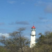 Photo taken at Diamond Head Lighthouse by CCB on 6/25/2016