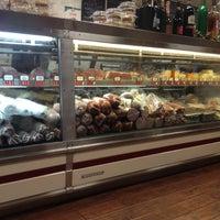 Photo taken at Foggia Italian Market by Ivie Anne H. on 9/14/2012