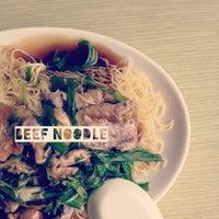 Photo taken at Crystal Jade Kitchen 翡翠小厨 by Noorazman M. on 10/17/2012