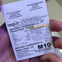 Photo taken at Harbor Point Cinemas by Yna M. on 3/31/2016
