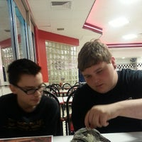 Photo taken at Steak 'n Shake by Kevin H. on 6/30/2013