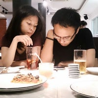 Photo taken at Pizza Marzano by anggia r. on 12/28/2014