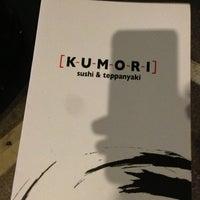 Photo taken at Kumori Sushi by ARACELY G. on 3/16/2013