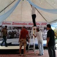 Photo taken at Rumah Tamu Datin Halijah @ Naili's Place Sentul by Ali Yahaya A. on 9/15/2012