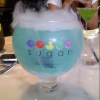 Photo taken at Sugar Factory by Nichi B. on 12/14/2012