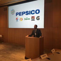 Photo taken at PepsiCo HQ by Savas C. on 6/16/2016