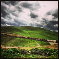 Photo taken at Altamont Pass by Joel D. on 5/31/2013