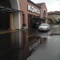 Photo taken at Kohl's by Thepimpchef L. on 12/24/2012